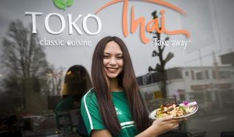 Winnaars gratis maaltijden Toko Thai bekend